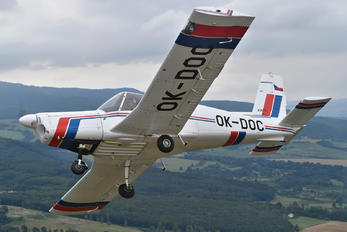 OK-DOC - Elmontex Air Zlín Aircraft Z-43