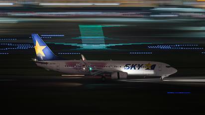 JA73NJ - Skymark Airlines Boeing 737-800