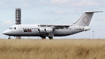 D-AWBA - WDL British Aerospace BAe 146-300/Avro RJ100