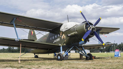 D-FUKM - Private Antonov An-2