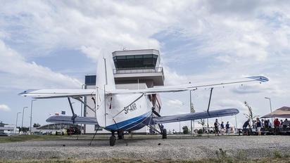 SP-ANR - Aeroklub Mielecki Antonov An-2
