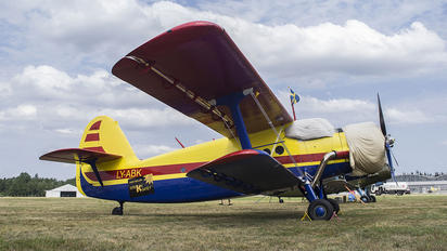 LY-ABK - Private Antonov An-2