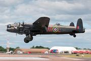 "PA474 - Royal Air Force ""Battle of Britain Memorial Flight&quot Avro 683 Lancaster B. I aircraft"