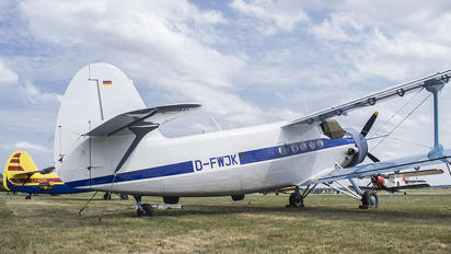 D-FWJK - Private Antonov An-2