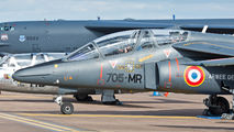 E115-705-MR - France - Air Force Dassault - Dornier Alpha Jet E aircraft