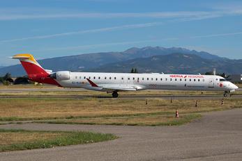 EC-MJO - Air Nostrum - Iberia Regional Canadair CL-600 CRJ-1000