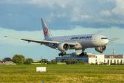 JA704J - JAL - Japan Airlines Boeing 777-200ER aircraft