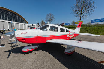 D-ETFE - Air Berlin Piper PA-28 Archer
