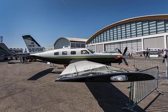D-EVSM - Private Piper PA-46 Malibu Meridian / Jetprop DLX