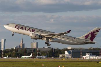 A7-ACB - Qatar Airways Airbus A330-200