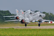 3713 - Poland - Air Force Sukhoi Su-22M-4 aircraft