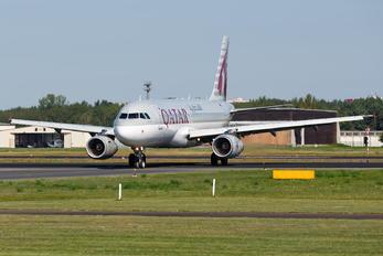 A7-ADF - Qatar Airways Airbus A320