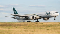 AP-BHV - PIA - Pakistan International Airlines Boeing 777-300ER aircraft