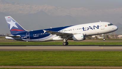 CC-BFB - LAN Airlines Airbus A320