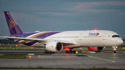 HS-THF - Thai Airways Airbus A350-900