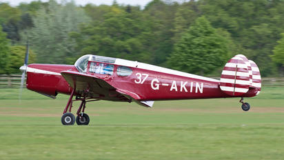 G-AKIN - Private Miles M.38 Messenger