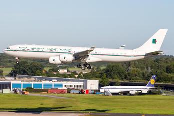 7T-VPP - Algeria - Air Force Airbus A340-500