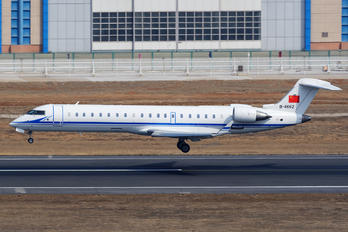 B-4662 - China - Air Force Bombardier CRJ-700