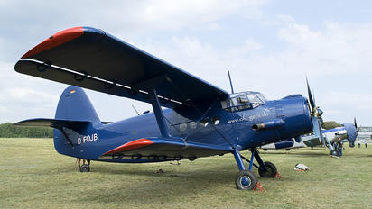 D-FOJB - Private Antonov An-2
