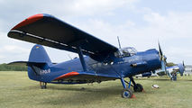 D-FOJB - Private Antonov An-2 aircraft