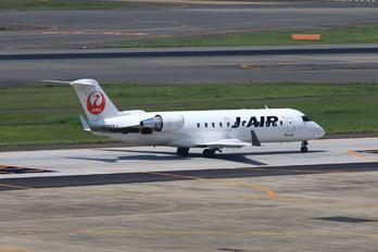 JA207J - J-Air Canadair CL-600 CRJ-200