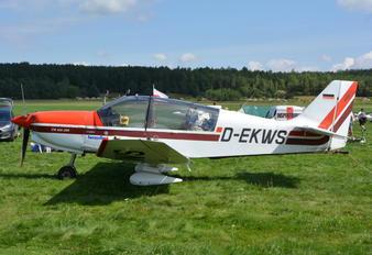 D-EKWS - Private Robin DR.400 series