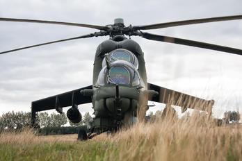 739 - Poland - Army Mil Mi-24V