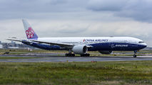 B-18007 - China Airlines Boeing 777-300ER aircraft