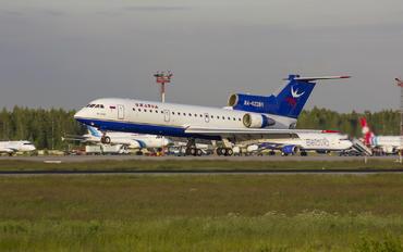 RA-42384 - Izhavia Yakovlev Yak-42