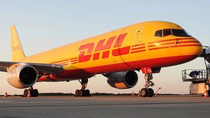 D-ALEK - DHL Cargo Boeing 757-200F