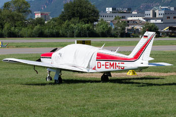 D-EMMJ - Private Piper PA-28 Cherokee