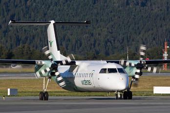LN-WFC - Widerøe de Havilland Canada DHC-8-300Q Dash 8
