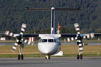 LN-WFT - Widerøe de Havilland Canada DHC-8-300Q Dash 8