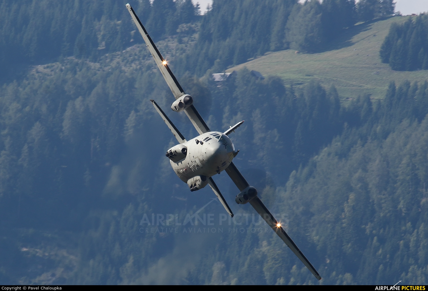 Italy - Air Force MM62215 aircraft at Zeltweg