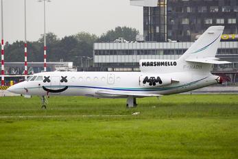 F-HADH - Private Dassault Falcon 50