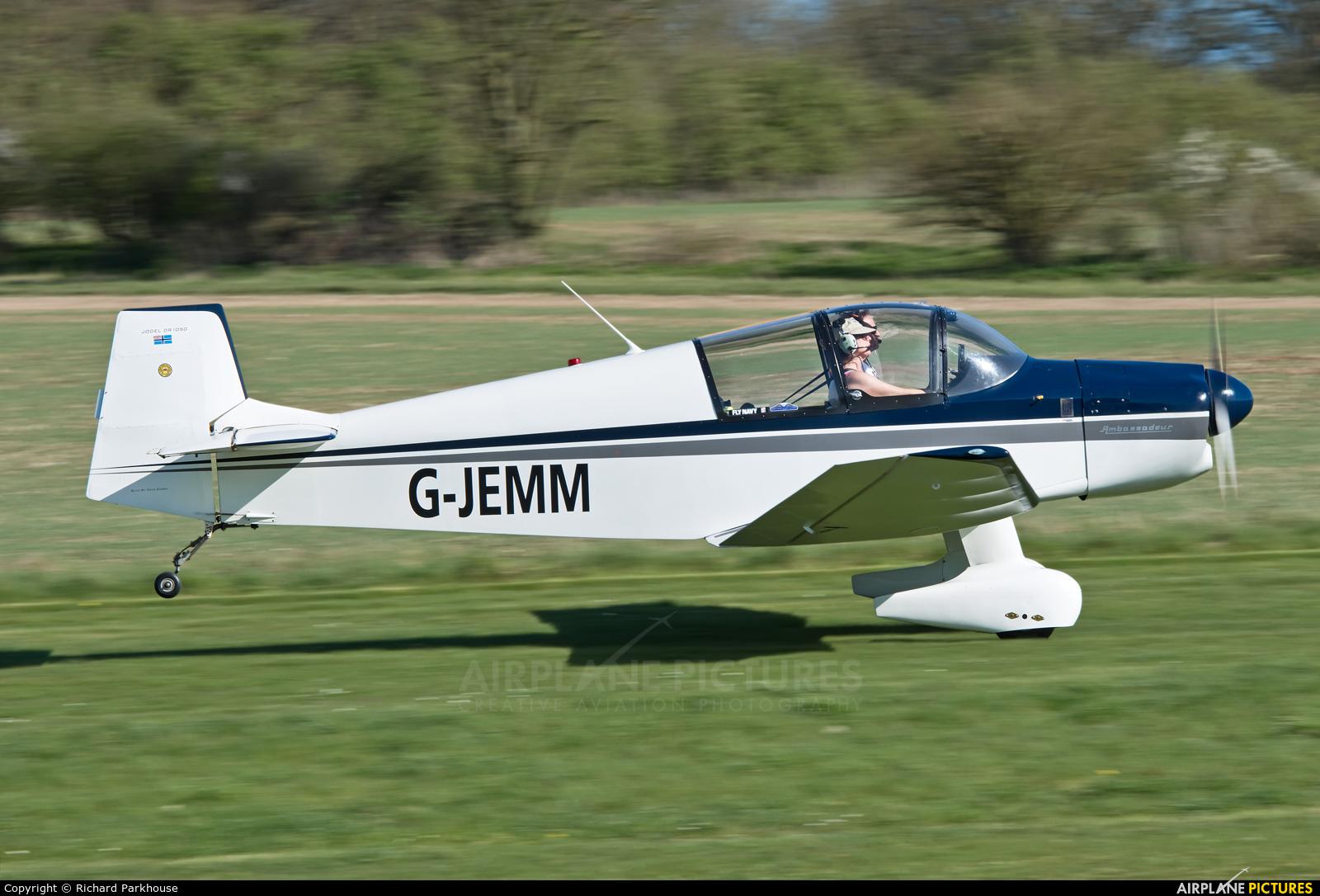 Private G-JEMM aircraft at Popham