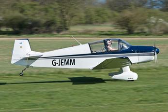 G-JEMM - Private Jodel DR1050 Ambassadeur