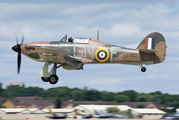 "LF363 - Royal Air Force ""Battle of Britain Memorial Flight&quot Hawker Hurricane IIC aircraft"
