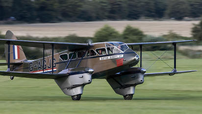 G-AGJG - Private de Havilland DH. 89 Dragon Rapide