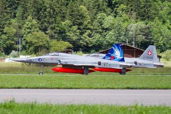 J-3038 - Switzerland - Air Force Northrop F-5E Tiger II