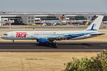 D4-CBP - TACV-Cabo Verde Airlines Boeing 757-200
