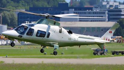 HB-ZLZ - Private Agusta / Agusta-Bell A 109E Power