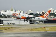 PR-GGJ - GOL Transportes Aéreos  Boeing 737-800 aircraft