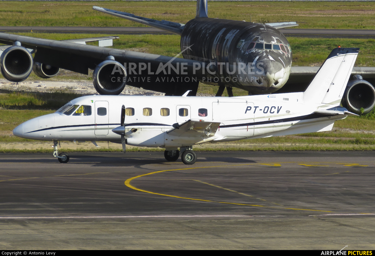 PT-OCV - Private Embraer EMB-1...