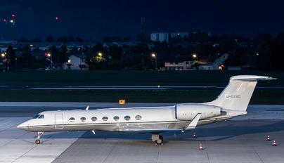 M-SAWO - Avcon Jet Gulfstream Aerospace G-V, G-V-SP, G500, G550