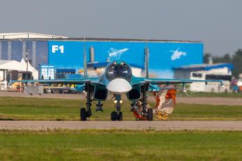 RF-95845 - Russia - Air Force Sukhoi Su-34