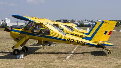 YR-VIS - Romanian Airclub PZL 104 Wilga 35A