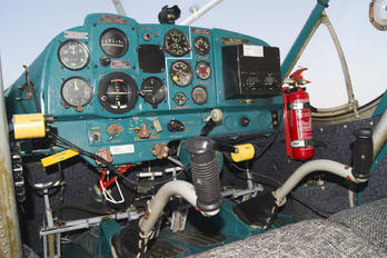 YR-VLH - Romanian Airclub PZL 104 Wilga 35A