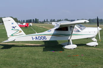 I-A006 - Private Tecnam P92 Echo, JS & Super