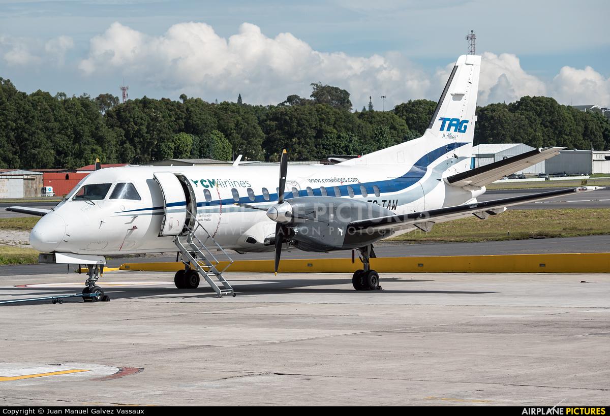 TAG - Transportes Aereos Guatemaltecos TG-TAW aircraft at Guatemala - La Aurora